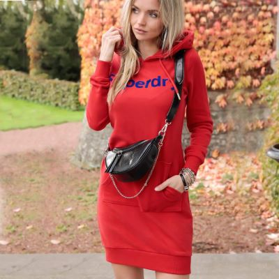 Robe pull COMFY Superdry
