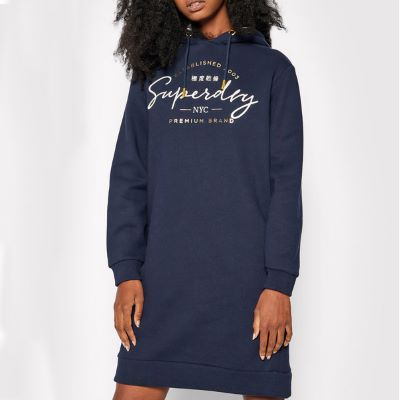 Robe pull COMFYS Superdry