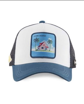 CAP DRAGON BALL Z HOUSE