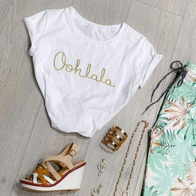 T-shirt OOHLALA