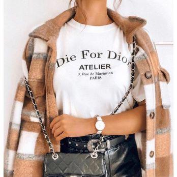 T-shirt DIEFORDIOR