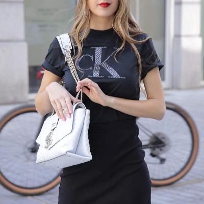 T-shirt FIGEE Calvin Klein