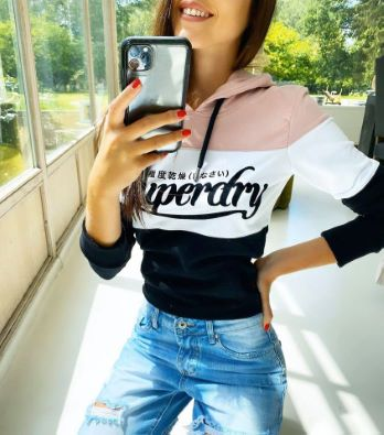 Sweat BLOCKSY Superdry