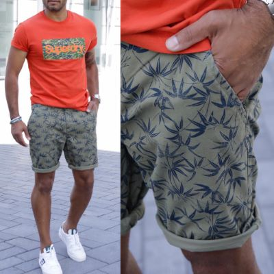 T-shirt ORANJO Superdry