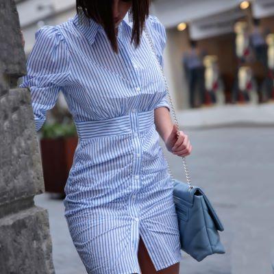Robe chemise ELOVA