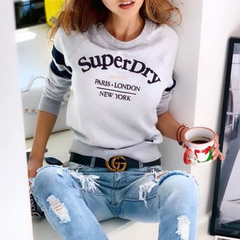 Sweat ALEXA Superdry