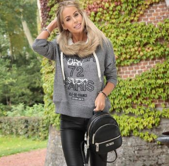 Sweat SLOUCH Superdry