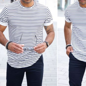 T-shirt LINEALE