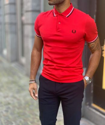 Fred Perry REDPOLO