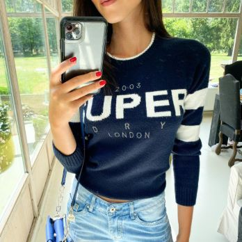 Pull INTARSIA Superdry
