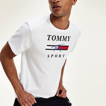 T-shirt SPORTERS Tommy Hilfiger