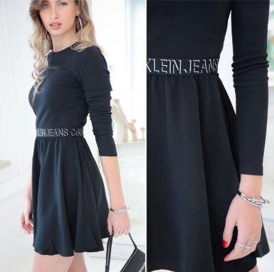 Robe GLACES Calvin Klein