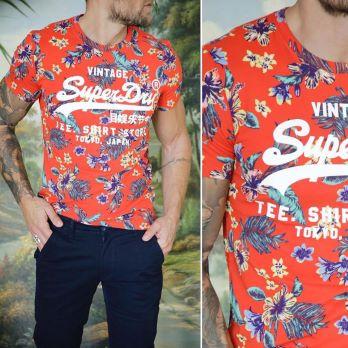 T-shirt SUPS Superdry