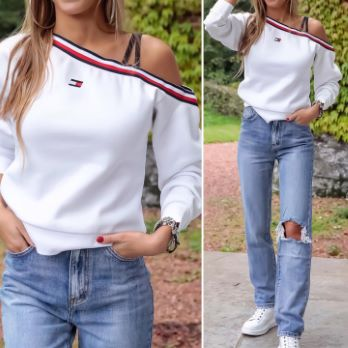 Sweat ASY Tommy Hilfiger