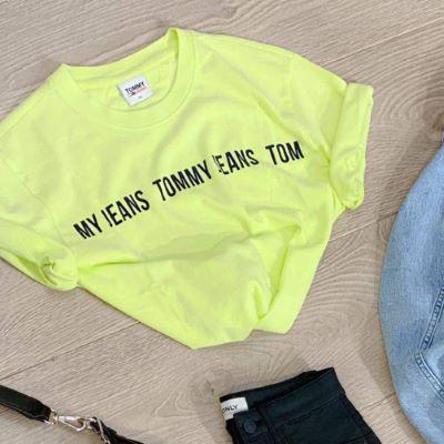 T-shirt GNOCCA Tommy Hilfiger