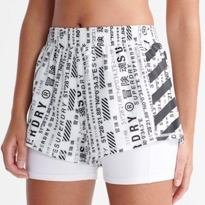 Short RUNNING DOUBLE LAYER Superdry