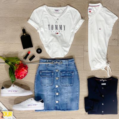 T-shirt ESSENZIA Tommy Hilfiger