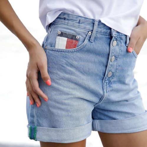 Short RECLY Tommy Hilfiger