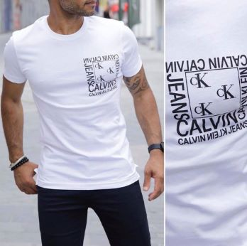 T-shirt DIFFUSE Calvin Klein