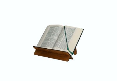 Lutrin bois motif Eucharistie
