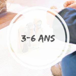 Matériel Catéchèse du Bon Berger 3-6 ans