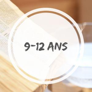 Matériel Catéchèse du Bon Berger 9-12 ans