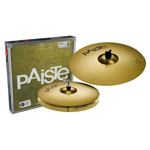 Pack Cymbales Paiste 101 Bras 13-18