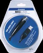Interface USB XLR Micro Alesis