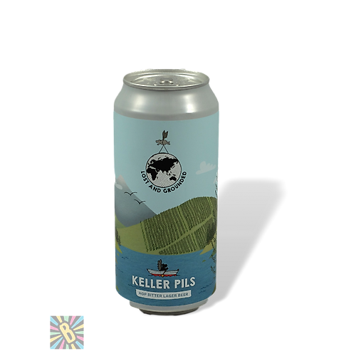 Lost and Grounded Keller Pils 44cl