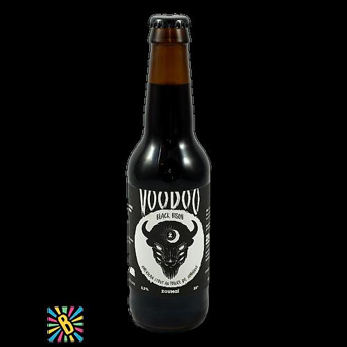 Zoumaï Voodoo Black Bison 33cl