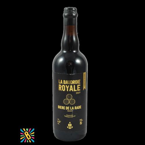La Rade Baudroie Royale 75cl