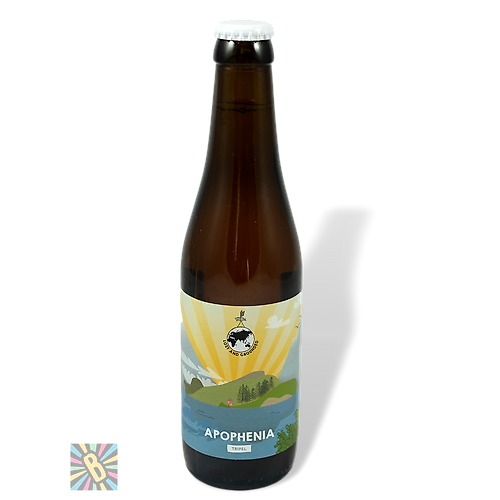 Lost and Grounded Apophenia 33cl