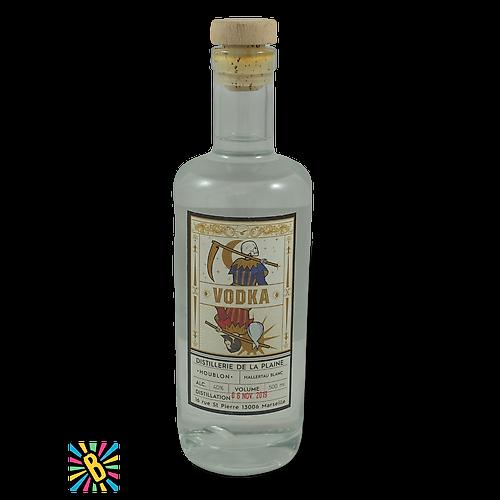 Distillerie de la Plaine Vodka Hallertau Blanc 50cl