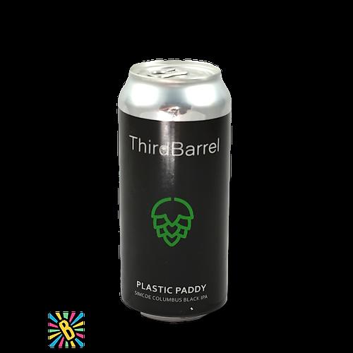 Third Barrel Plastic Paddy 44cl