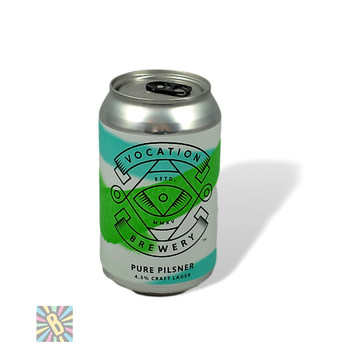 Vocation Pure Pilsner 33cl