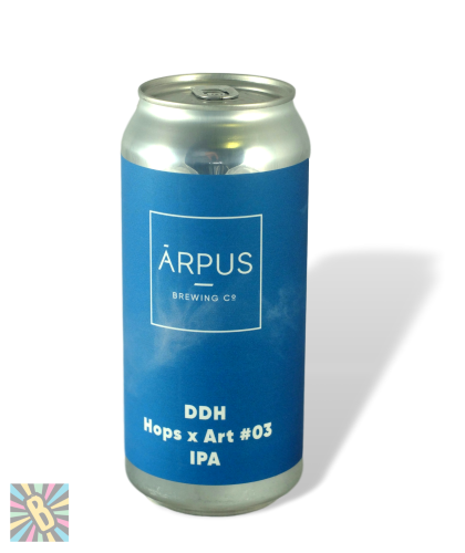 Arpus DDH Hops x Art 03 44cl