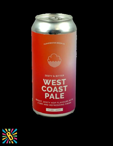 Cloudwater West Coast Pale 44cl