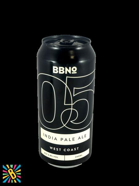 BBN 05 IPA West Coast 44cl