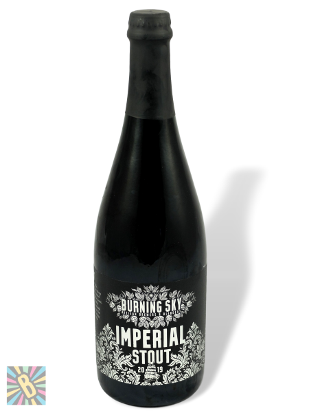 Burning Sky Imperial Stout 75cl