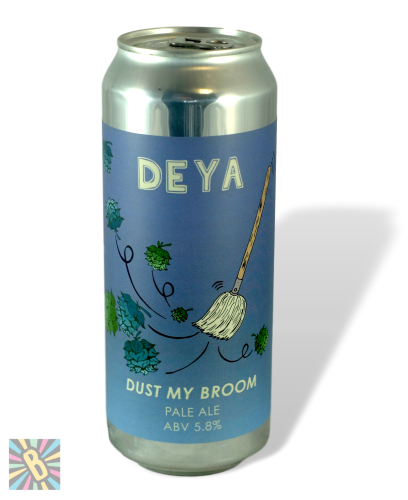 Deya Dust My Broom 50cl