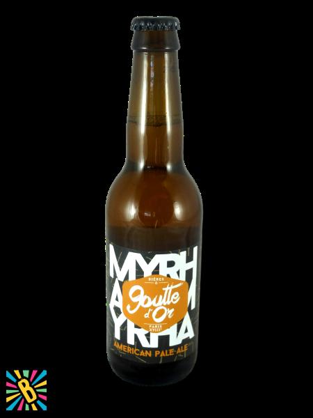 Goutte d'Or Myrha 33cl