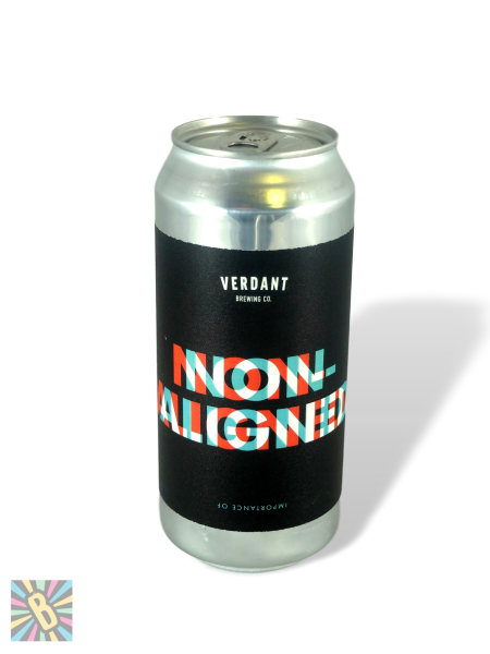 Verdant The Importance of Being Non Aligned 44cl