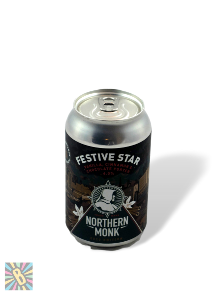 Northern Monk Festive Star 33cl