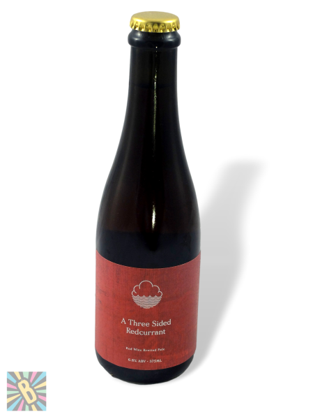 Cloudwater A Three Sided Redcurrant 37.5cl