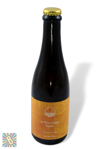 Cloudwater A Three Sided Peach 37.5cl