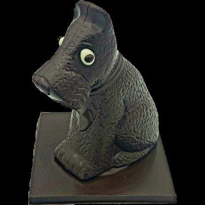Foxy le chien _ Chocolat Noir