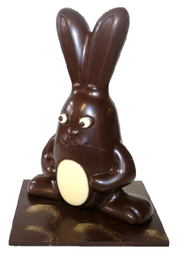 Quicky le Grand Lapin Gourmand _ Chocolat Lait