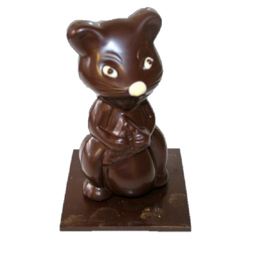 Youkie la Souris _ Chocolat Noir