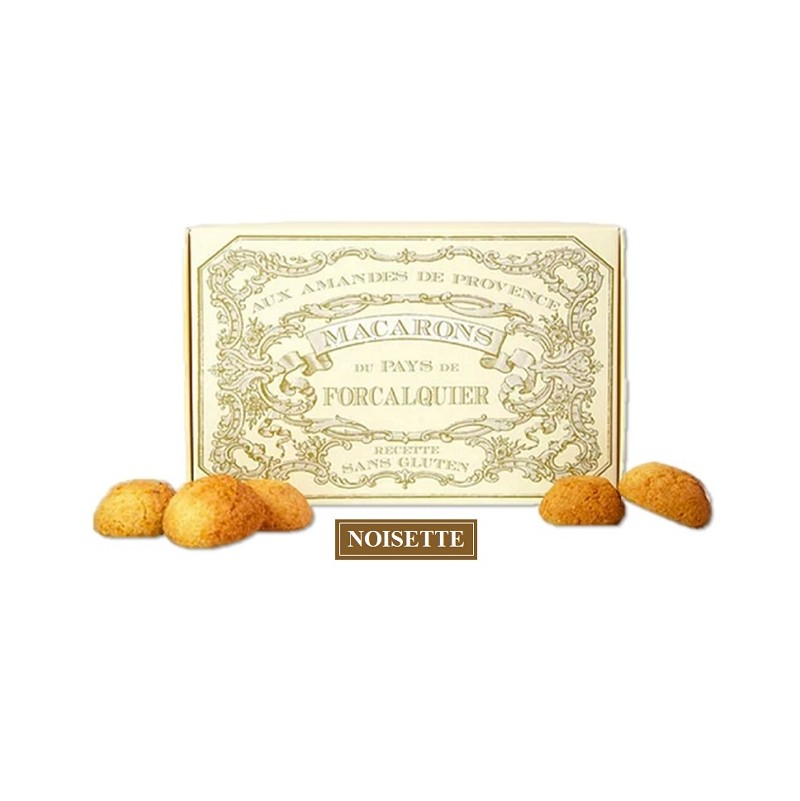 MACARONS TRADITIONNELS NOISETTE