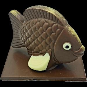 Poisson à écailles _ Chocolat Lait